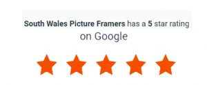 5 Star Rating on Google
